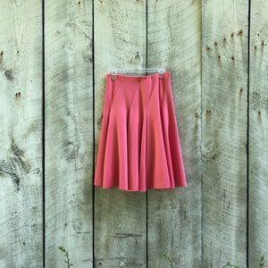 ASOS | NWT flared full knee length skirt